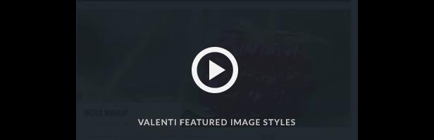 02 - Valenti - WordPress HD Review Magazine News Theme